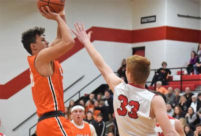 Lucas standout leads local players on Division III & IV All-Ohio list
