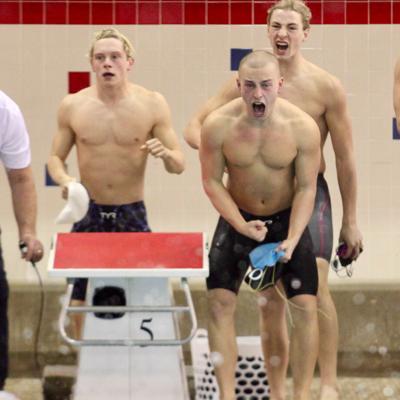 GALLERY: Boys Division II State Swim Meet