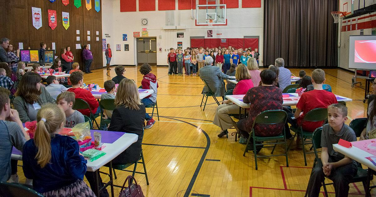 Leadership luncheons transforming culture at Bucyrus Elementary Schools