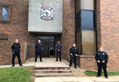Mansfield police, firefighters adapting to dangers of COVID-19 environment