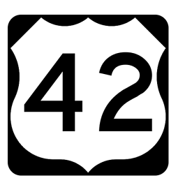 Road paving on U.S. 42 from Lexington to Mansfield begins next week