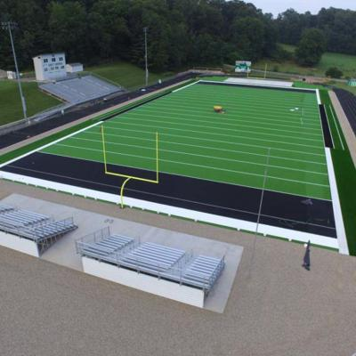 New carpet being laid at Clear Fork's Colt Corral