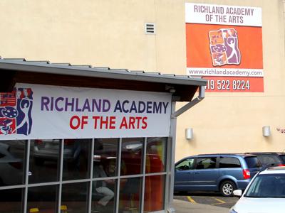 Richland Academy Closing Through February 14