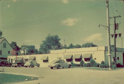 Red & White supermarket was a novel concept in 1947