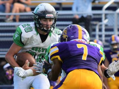 Clear Fork bounces back with big win over Lexington, 43-16