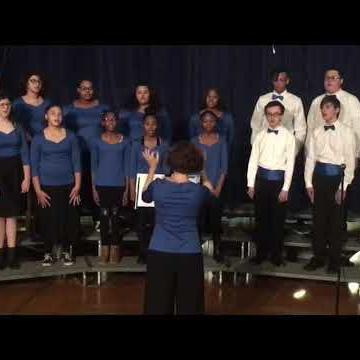 Choral Countdown to Christmas 2019: St. Peter's High School