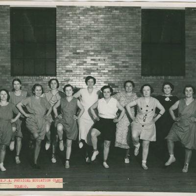 Exercise also has its place in Ohio history