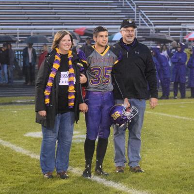 GALLERY: Lexington honors seniors, parents