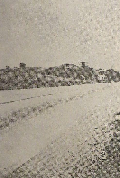 Rowley Mound circa 1940
