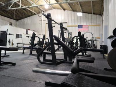 Black Iron Fitness Center offers 24-hour gym in Lexington
