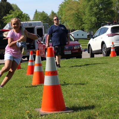 Safety Day teaches students disaster prevention and response