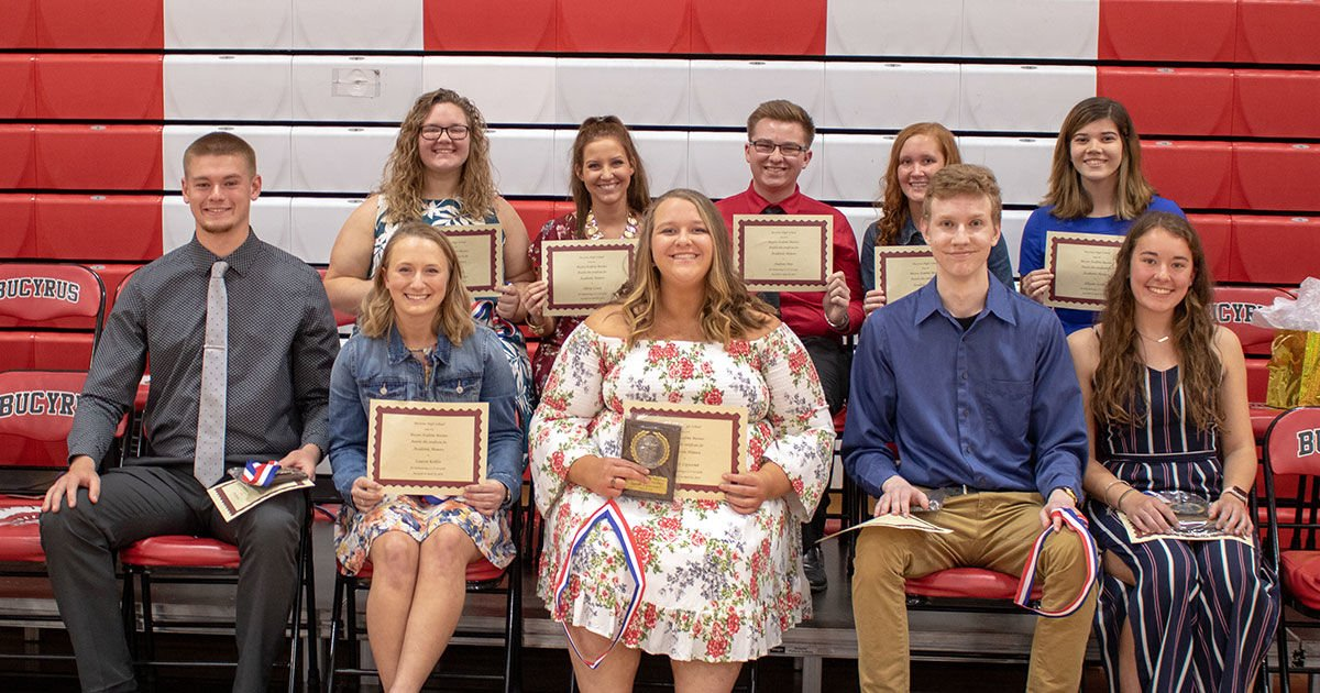 Bucyrus Academic Boosters receives State Farm's Quotes for Good support