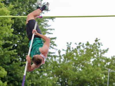 Clear Fork's Staley takes 4th in pole vault at state meet