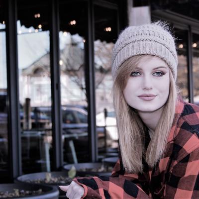 Lexington High School 2021 Graduate: Ashtyn Paige Kuenkele