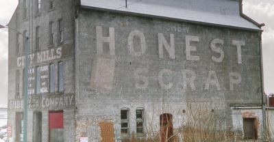 Honest scrap at City Mills
