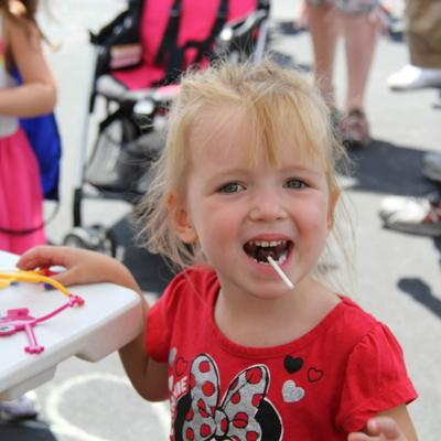 GALLERY: Mansfield Children's Festival