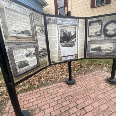 Jeromesville to revitalize village memorials with state funding