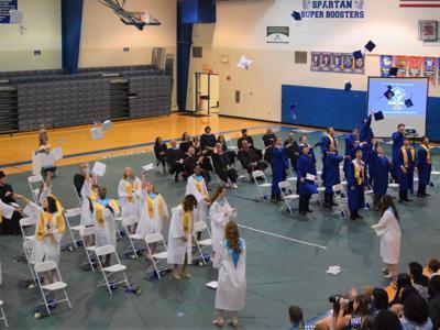 GALLERY: St. Peter's High School Graduation 2019
