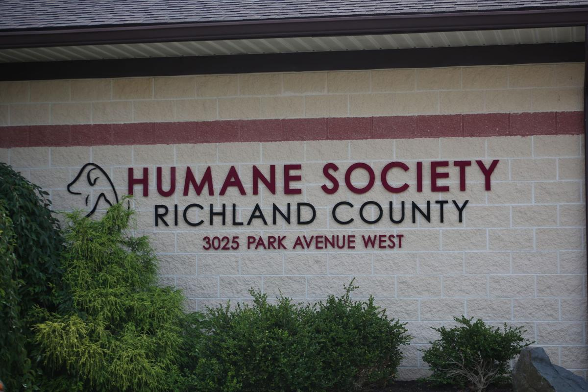 Richland County Humane Society building