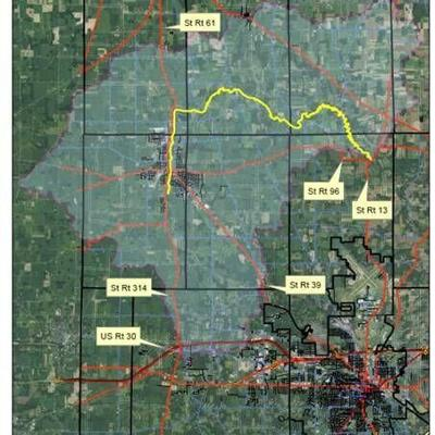 Project to clean out Black Fork aims to reduce flooding in Shelby area