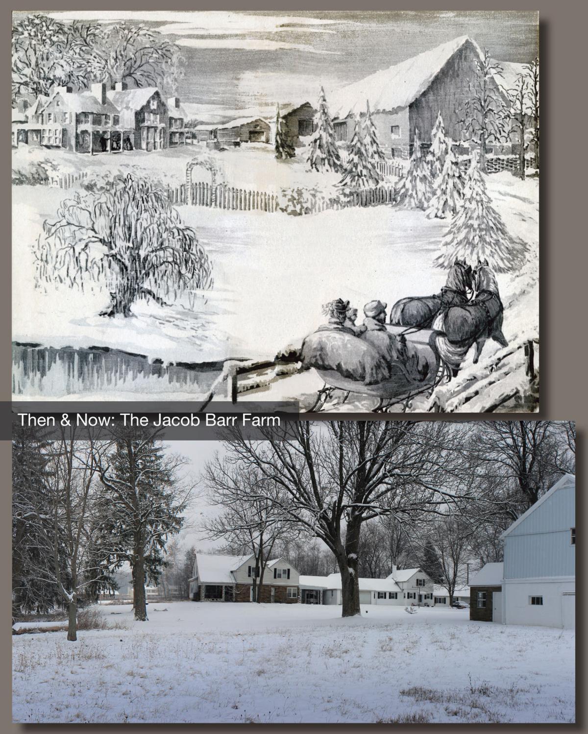 Barm Farm: Then & Now