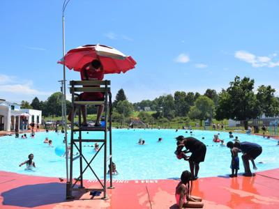 Numerous area pools will open this summer