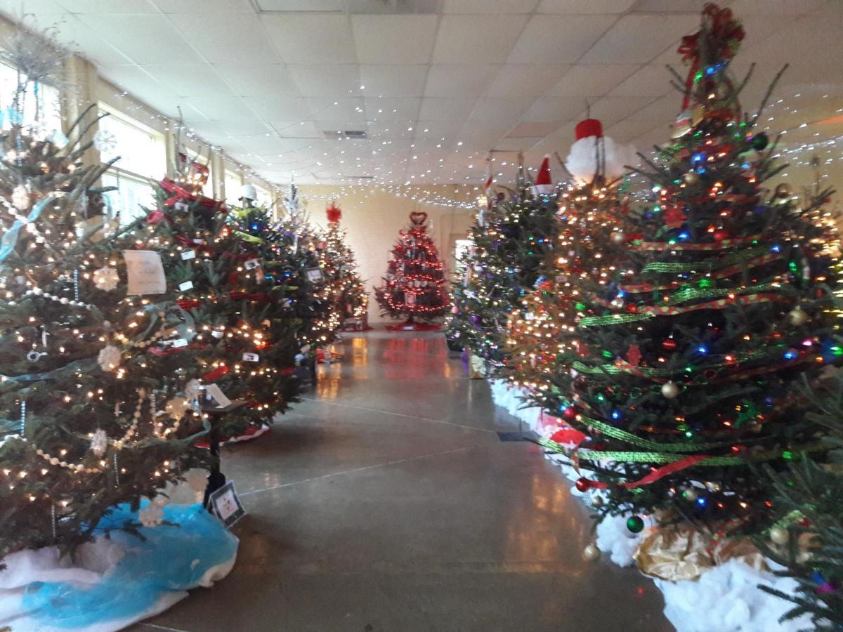 Kingwood Center Lights Holidays With Christmas Festivities