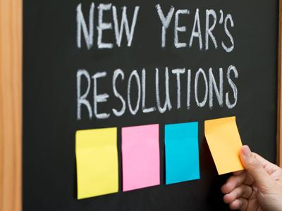 Resolving to make resolutions that stick