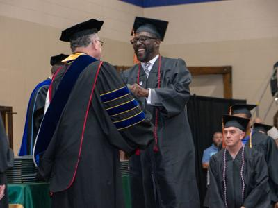 Gallery: NC State Commencement Ceremony