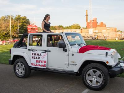 GALLERY: Shelby Homecoming Court 2017