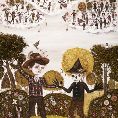 "Mansfield Art Center presents ""Daniel Ferlan: 20 Years"""