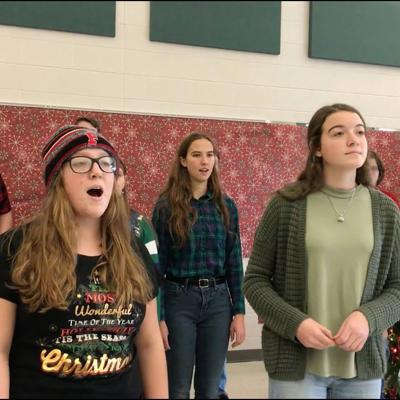 Choral Countdown to Christmas: Fredericktown High School