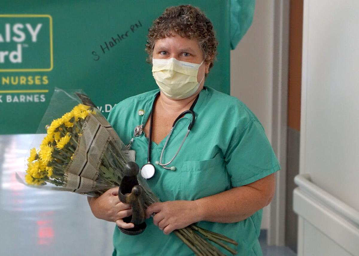 Nancy Branam of Bucyrus Hospital