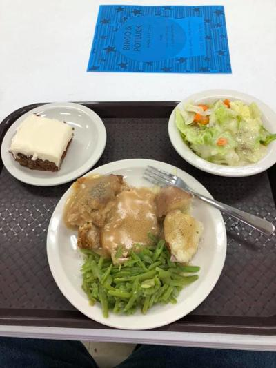 Lex Senior meals