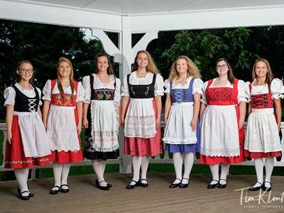 Bratwurst Festival Royalty Committee hosts Get Acquainted Tea on June 14