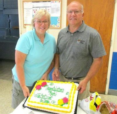 Mark and Deb Ward