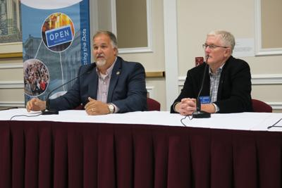 Federal, state, local candidates outline platforms in Ashland
