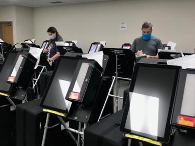 Absentee voting requests up 573 percent in Richland County