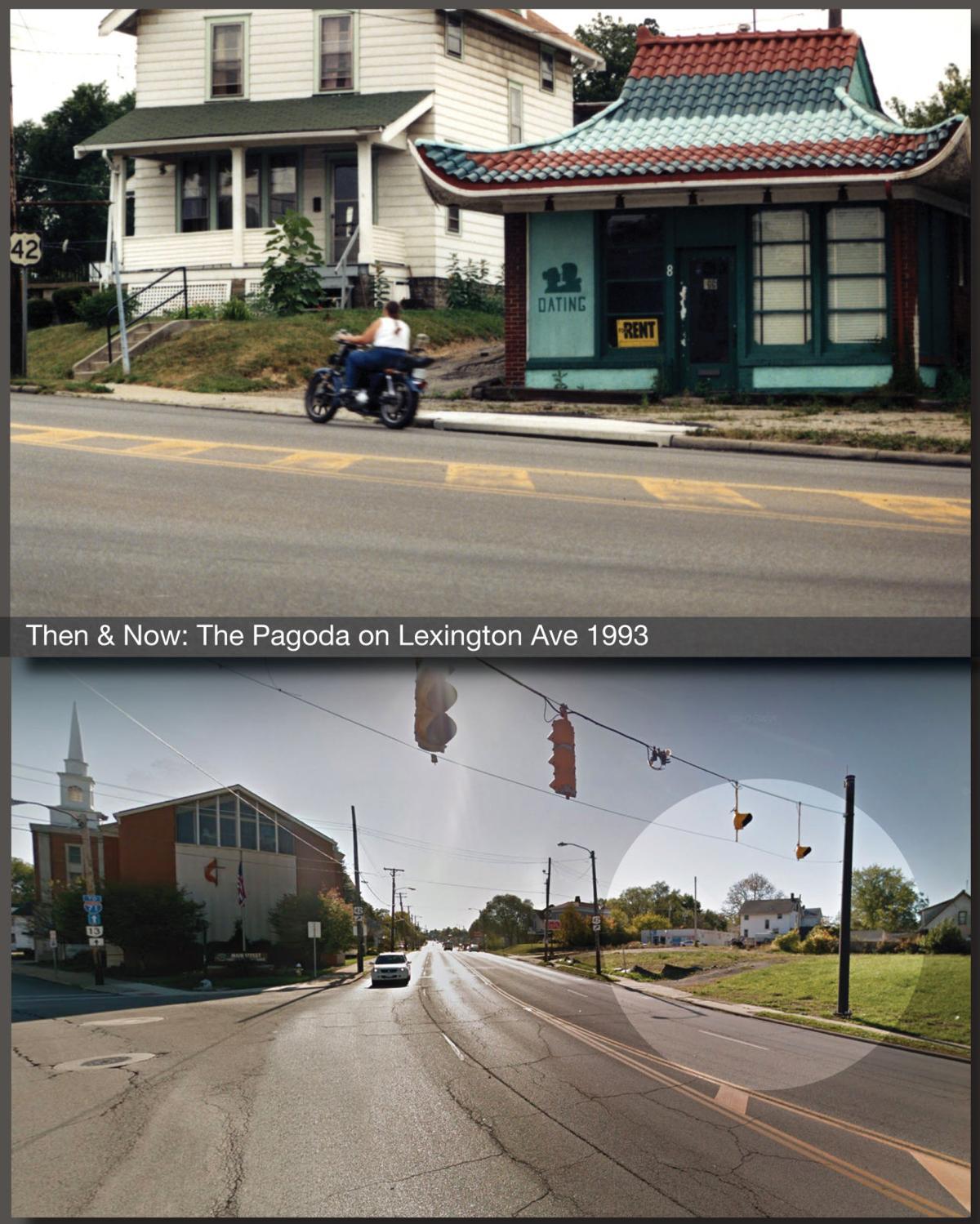 Then & Now: The Pagoda on Lexington Avenue 1993