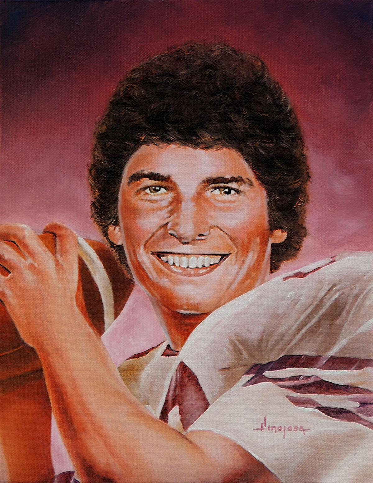 Bernie Kosar Portrait