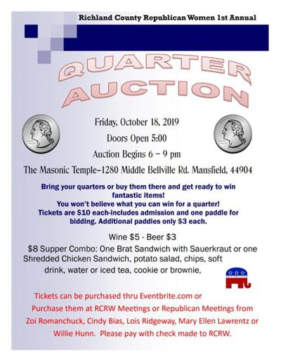 RCRW quarter auction