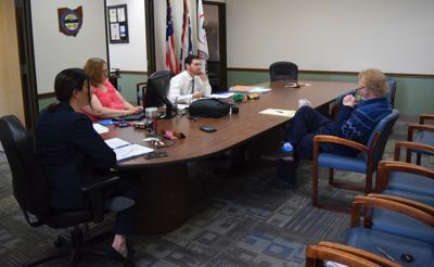 county commissioners budget