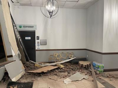 Hummel Group provides immediate assistance for business owner after drunk driver plows through building