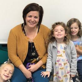Head of Discovery School achieves successful work-life balance