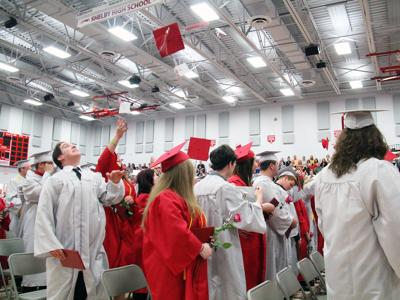 Shelby plans drive-in graduation on May 23