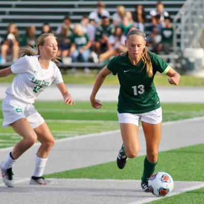 Huff wins OCC Player of the Year honors as girls soccer season turns towards tournament