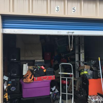 Tools, drum set, arcade games available at Lock It Up Storage auction on Jan. 10