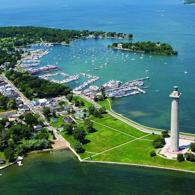 Lake Erie islands officially open for tourism