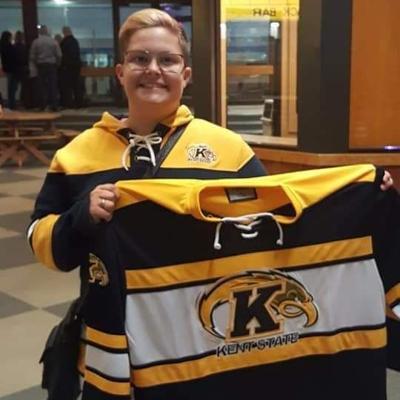 Kent State University 2021 Graduate: Samantha McCray