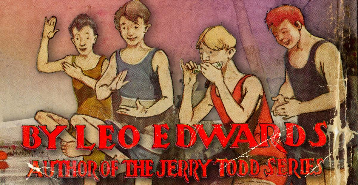 Jerry Todd and his friends
